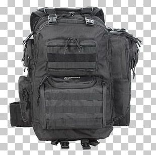 MOLLE Backpack Voodoo Tactical The Improved Matrix Pack Voodoo Tactical Operator Bail-Out Bag Black PNG
