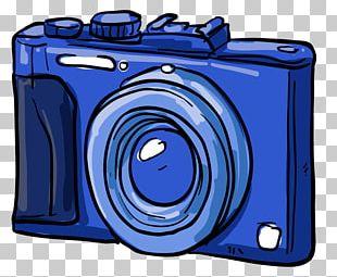 Digital SLR Mirrorless Interchangeable-lens Camera PNG