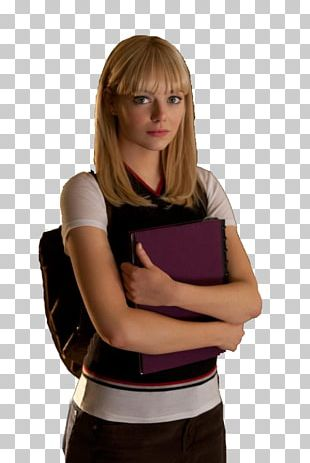 Emma Stone Gwen Stacy Spider-Man Mary Jane Watson Dr. Curt Connors PNG