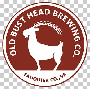 Old Bust Head Brewing Company Beer Warrenton India Pale Ale Brewery PNG