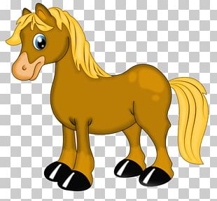 Drawing Child Horse Watercolor Painting PNG