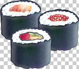 California Roll Sushi Japanese Cuisine Gimbap European Cuisine PNG