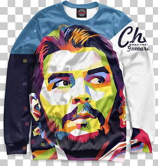 Che Guevara PlayerUnknown's Battlegrounds T-shirt Hoodie WPAP PNG