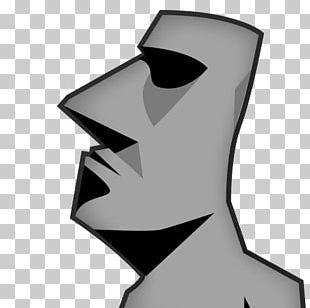 Moai Emojipedia Sticker Statue PNG