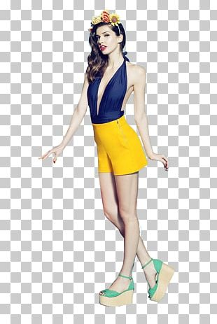 Model Woman Designer PNG
