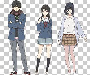 Beyond The Boundary Hōtarō Oreki Character Hyouka Anime PNG