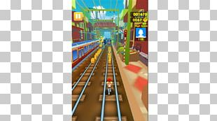 Subway Surfers Symmetry Android Game PNG