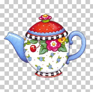 Teapot Kettle Teacup PNG