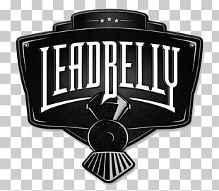 LeadBelly Restaurant Logo Menu Bar PNG