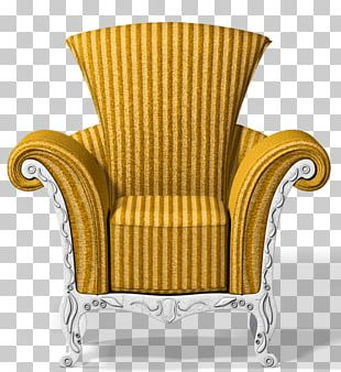 Table Chair Throne PNG