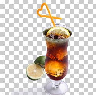 Rum And Coke Long Island Iced Tea Grog Lemonade PNG