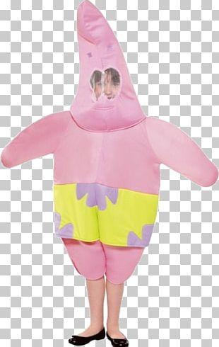 Patrick Star SpongeBob SquarePants Costume Party Clothing PNG