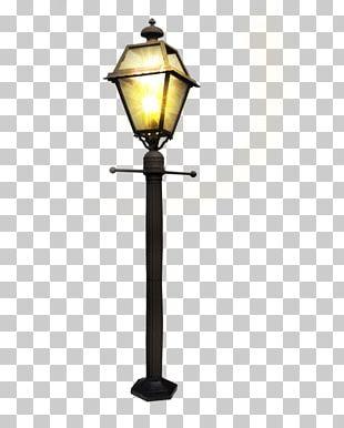 Lamp Street PNG
