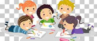 Children's Drawing Stock Photography PNG