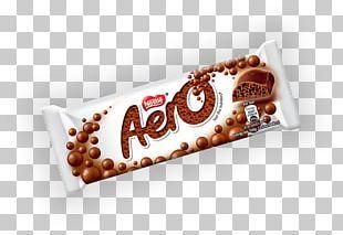 Praline Chocolate Bar Aero Wispa PNG