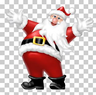Santa Claus Easter Bunny Christmas Angelet De Les Dents PNG