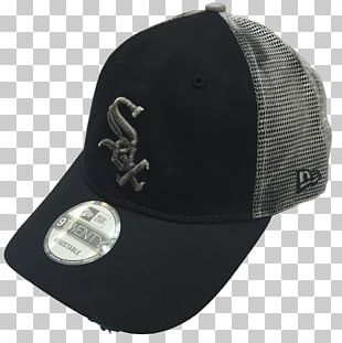 Baseball Cap Chicago White Sox 59Fifty Hat PNG