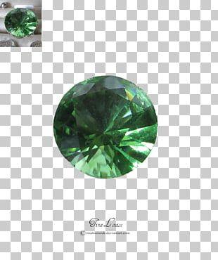 Emerald Drive Green Gemstone Birthstone PNG