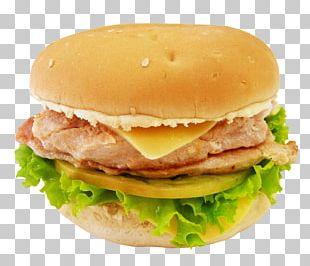 Hamburger Breakfast Sandwich Buffalo Burger Cheeseburger PNG