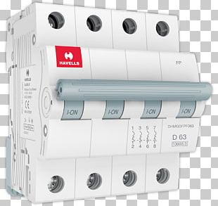 Havells Earth Leakage Circuit Breaker India Electrical Network PNG