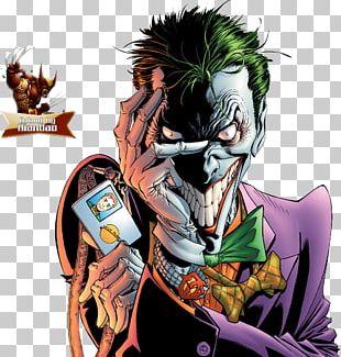 Joker Batman Harley Quinn Comics Comic Book PNG