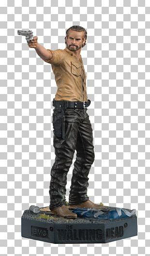 Rick Grimes Action & Toy Figures Figurine Alien Vs. Predator PNG