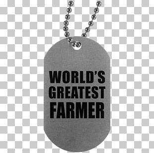 Dog Tag Military Necklace Ball Chain United States Army PNG