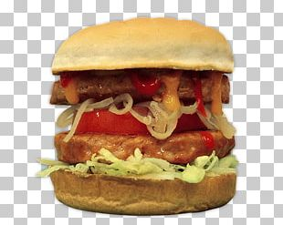 Cheeseburger Hamburger Whopper Fast Food Slider PNG