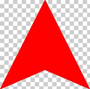 Triangle Area Point Red PNG