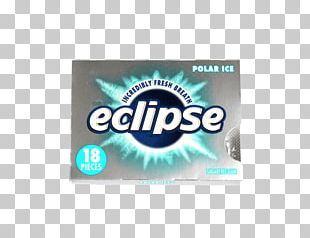 Chewing Gum Mentha Spicata Peppermint Eclipse Extra PNG