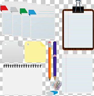 Paper Stationery Pencil PNG