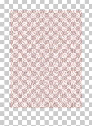 Pink Textile Pattern PNG