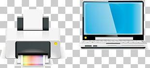 Printer Laser Printing PNG