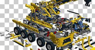 Motor Vehicle LEGO Engineering Machine PNG