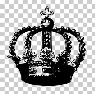Crown Black And White Free Content PNG