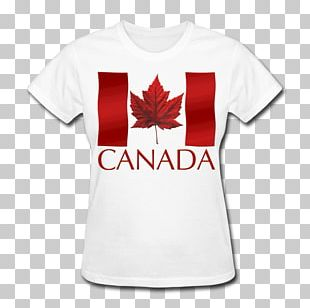 Flag Of Canada T-shirt Maple Leaf Great Canadian Flag Debate PNG