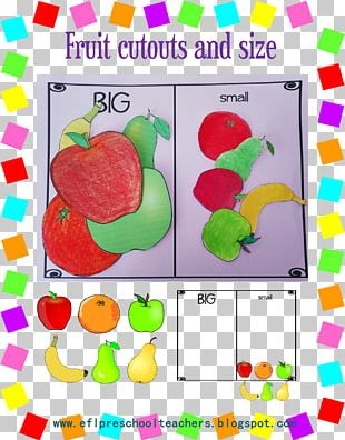 Pre-school English As A Second Or Foreign Language Teacher Fruit Child PNG