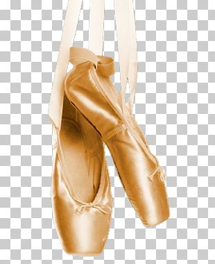 Ballet Shoes Hanging PNG