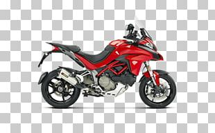 Ducati Multistrada 1200 Exhaust System BMW R1200R Motorcycle PNG