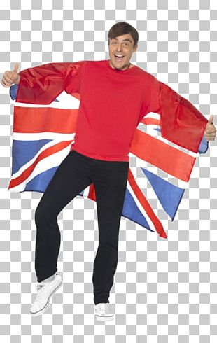 Flag Of The United Kingdom Jack Costume PNG