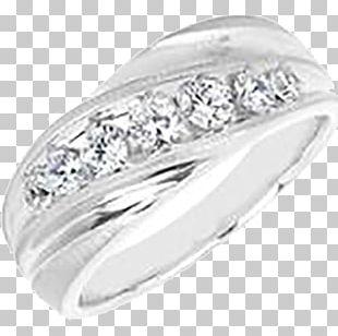 Wedding Ring Gold Diamond Engagement Ring PNG