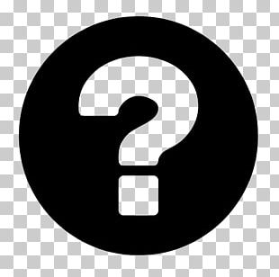 Computer Icons Question Mark Font Awesome PNG