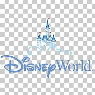 Walt Disney World Company Logo Graphic Design PNG