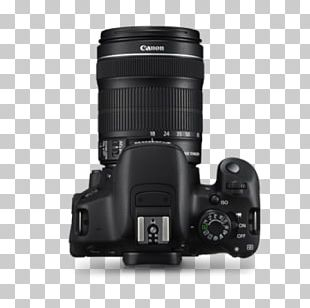 Canon EF-S 18–55mm Lens Canon EF-S 18–135mm Lens Canon EOS 200D Canon EF-S 55–250mm Lens PNG