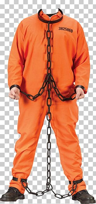 Chain Gang Halloween Costume Legcuffs Costume Party PNG