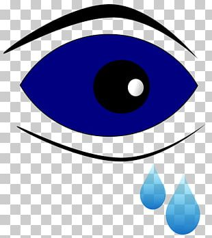 Eye Tears Drop PNG