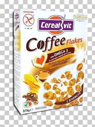 Corn Flakes Muesli Breakfast Cereal Coffee PNG