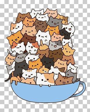 Persian Cat Kitten Cuteness Kavaii Drawing PNG