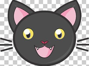 Tabby Cat Kitten Cartoon PNG