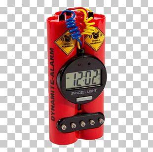Alarm Clocks Timer Time Bomb Digital Clock PNG